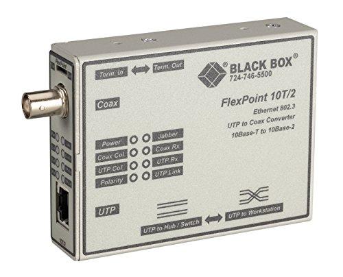 Black Box Media Converter ThinNet Ethernet by Black Box