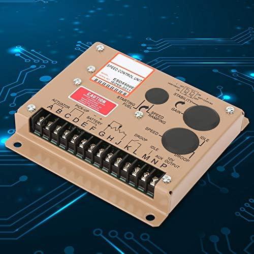 Motorsnelheidsregelaar-ESD5500E elektronische motorsnelheidsregelaar gouverneur generator controller paneel