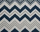 Fabric Shower Curtain - ZAZZLE NINA - 72'' Width x (72'', 74'', 78'', 84'', 90'', 96'') Length