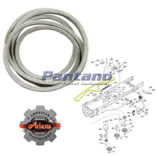 51dspz1Vr7L amazon com ariens oem lawn mower tractor drive belt 21546422 wiring diagram for ariens ezr 1740 mower at mifinder.co