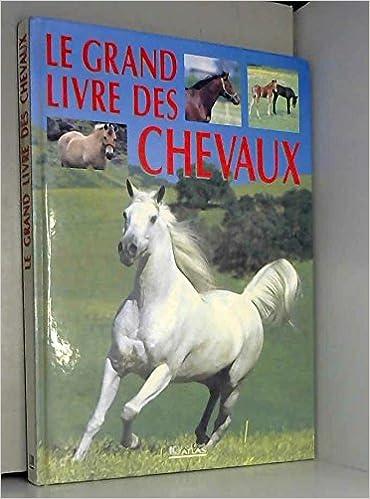 Le Grand Livre Des Chevaux 9782731217742 Amazon Com Books