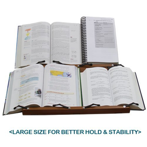 Wiztem Rosemary Plus Book Stand (23.6 X 11.8