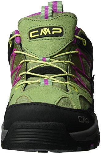 Erwachsene amp; Salvia Grün Rigel CMP Unisex Wanderstiefel Trekking T5xIwnSqv