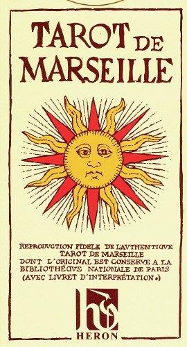 Tarot de Marseille de Nicolas Conver