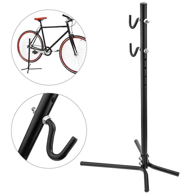 Cablematic BJ36- Caballete de bicicleta para reparaciones básicas: Amazon.es: Electrónica
