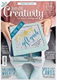 Docrafts Creativity Magazine - Issue 75 - Free Toppers, Card & Clear Stamp