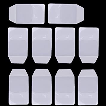 White Pocket Protectors Safeguards Shirts Free Shipping When You Buy One 3PK