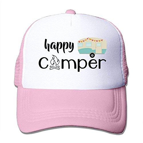 Gorras Baseball béisbol Yuerb Mesh Cute Camper Hat Trucker Male Happy FRqP8wdU