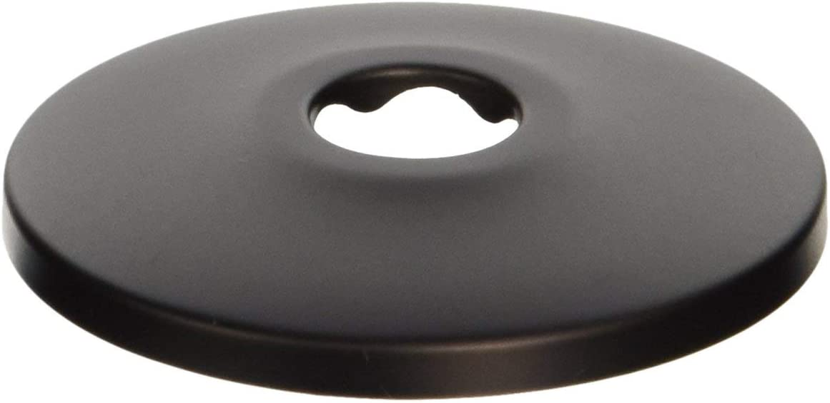 Oil Rubbed Bronze Sure Grip Style Westbrass R304-12 Shower Arm Flange