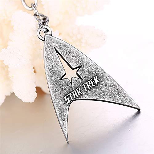 Value-Smart-Toys - 2color Movie Star Trek Logo Keychain ...