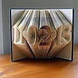 NiCe Folded Book Art - Amazing Gift - Boyfriend - Girlfriend - Wedding - Anniversary - Birthday - Any Special Date