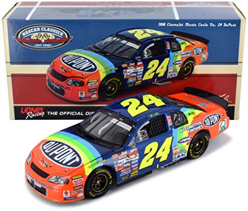 (Lionel Racing Jeff Gordon 1998 Atlanta Race Win Dupont NASCAR Diecast Car 1:24)