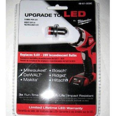 (Milwaukee 49-81-0090 M12/M18 Flashlight LED Upgrade)