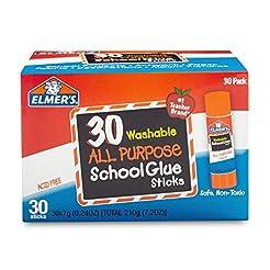 Elmer's All Purpose School Glue Sticks, ...