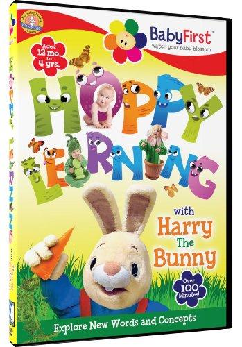 Harry The Bunny - Hoppy Learning! Learning Bunny