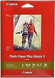 CanonInk Photo Paper Plus Glossy II 5