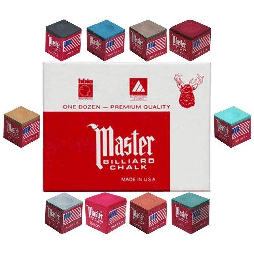 Master Chalk Dozen Box