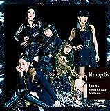 【早期購入特典あり】Metropolis~メトロポリス~(CD+Blu-ray Disc)(A4サイズクリアファイル付き)