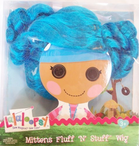 Lalaloopsy Wig Mittens Fluff N Stuff Child's Wig by Lalaloopsy (Image #1)