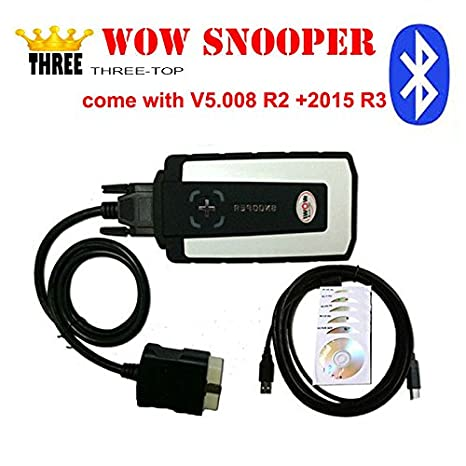 New Newest WoW Snooper come with V5 008 R2 +2015 R3