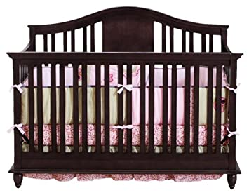 Outstanding Bsf Baby Addison 4 In 1 Convertible Crib Espresso Download Free Architecture Designs Jebrpmadebymaigaardcom