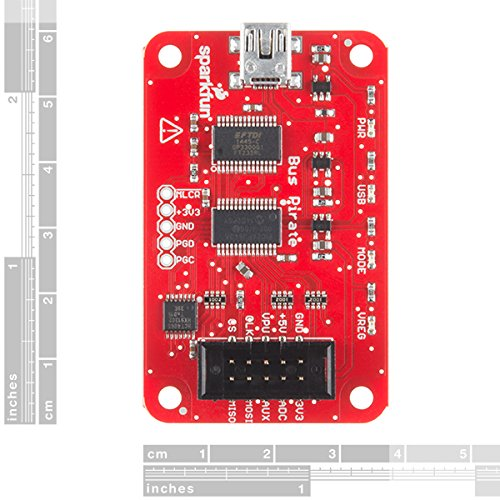 v3.6a with cable Bus Pirate PID 12942 SparkFun