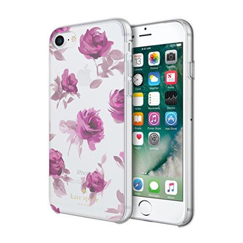 Incipio Apple IPhone 7 / 8 Kate Spade New York Hybrid Hardshell Case - Rose Symphony/ Clear -