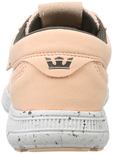 light Scarpe Basse Hammer Ginnastica Da Speckle Supra white Peach Run Donna Orange pwEq8a1c