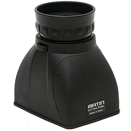 Matin 2.0x LCD View Finder Extender Magnification for up to 3.2'' LCD Screen by MATIn