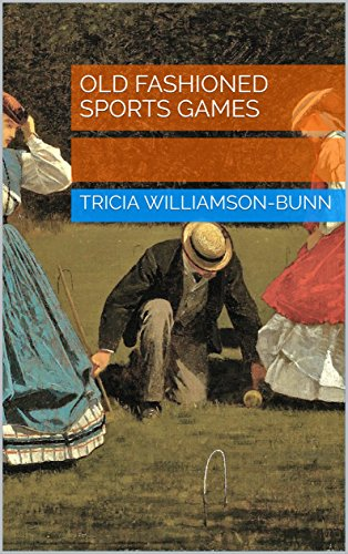 Old fashioned sports games cover