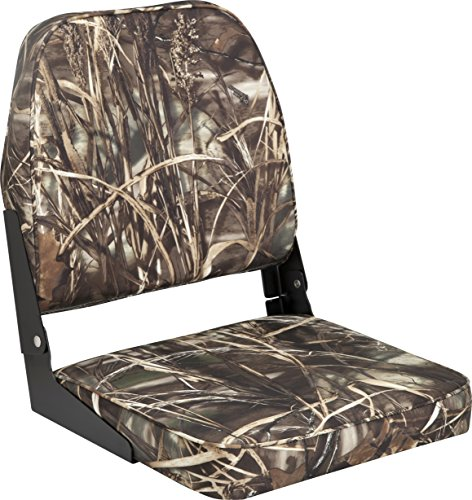 Attwood Boat Seat, Camo