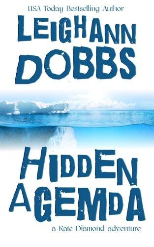Hidden Agemda (Kate Diamond Adventure Series) (Volume 1) PDF