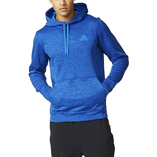new concept 7b7fe 8302d Amazon.com  adidas Men s Team Issue Fleece Pullover Hoodie  ADIDAS  Clothing