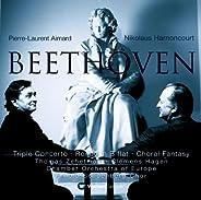 Beethoven: Triple Concerto, Choral Fantasia & R