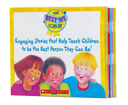 The Best Me I Can Be Boxed Set: I Accept You As You Are!, I Am Generous!, I Am Responsible!, I Can Cooperate!, I Show Respect!, I Tell the Truth!, I'm a Good Friend!, I'm in Charge of Me! (Be A Best Friend Tell The Truth)
