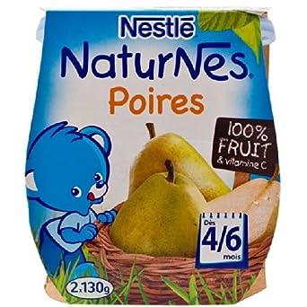 Nestle NaturNes Birnen (4-6 Monate) 2 x 130g