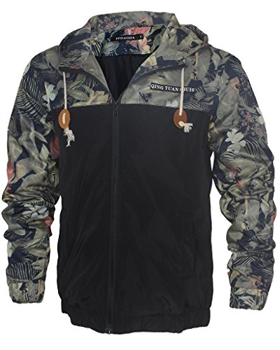 mens-stylish-floral-print-light-weight-hoodie-jackets-wind-resistant-coat-5090-us-small-big-asian-xl