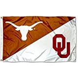 College Flags & Banners Co. Texas vs. Oklahoma