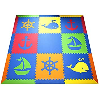 puzzle foam mat pcs baby kids htm muar for sale mats new collectibles eva johor in hobby