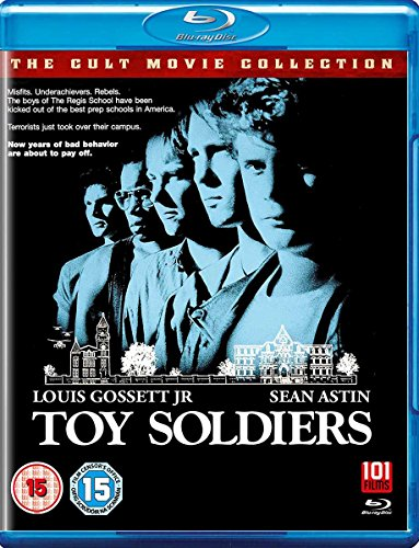 Toy Soldiers The Cult Movie Collection Blu-ray Reino Unido ...