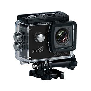SJCam SJ4000 12MP Wi-Fi Action Camera (Black)