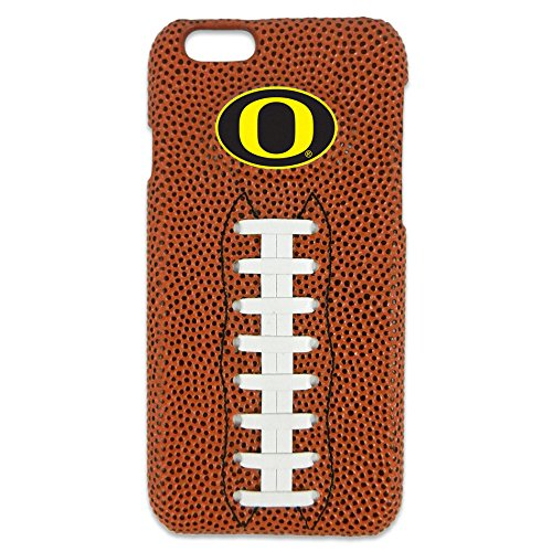 GameWear NCAA Oregon Ducks Classic Football iPhone 6 Case, Brown