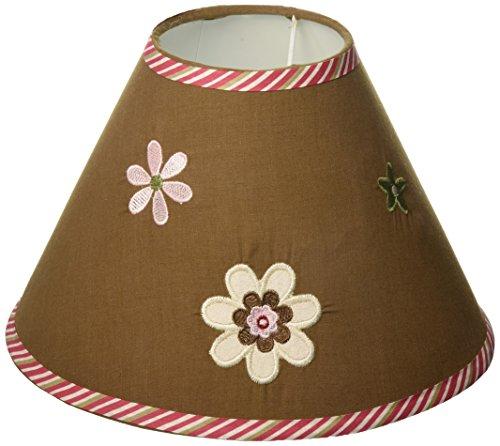 GEENNY Lamp Shade, Ladybug Flower