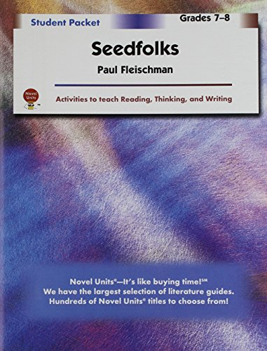 essay on seedfolks