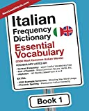 Italian Frequency Dictionary %2D Essenti