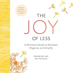 The Joy of Less Audiobook