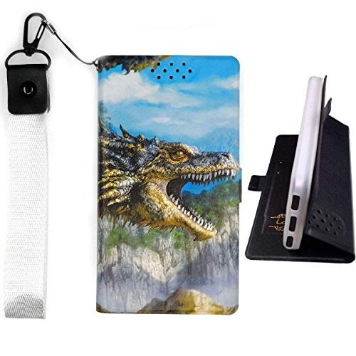 Lovewlb Case for V-Mobile Vmobile N8-N Cover Flip PU Leather + Silicone case Fixed L