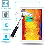 Tempered Glass for Samsung Galaxy Note 10.1 | Note SM-P600 [2014 Edition] Case Army® Premium Ballistic Glass Screen Protector - Protect Your Screen from Scratches and Drops - 99.99% Clarity and Touchscreen Accuracy, Highest Quality Premium Anti-Scratch, Bubble-free, Reduce Fingerprint, No Rainbow, Washable Screen Protector and Easy to Install Product.