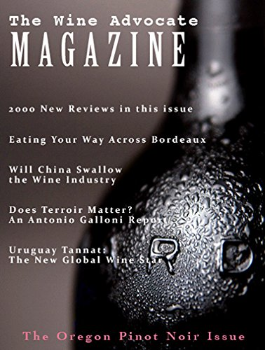 Magazines : Wine Advocate