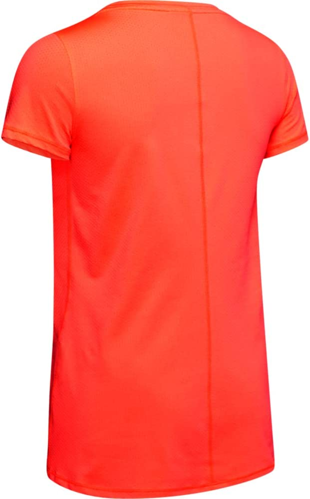T-Shirt Under Armour Heatgear Armour SS Femme